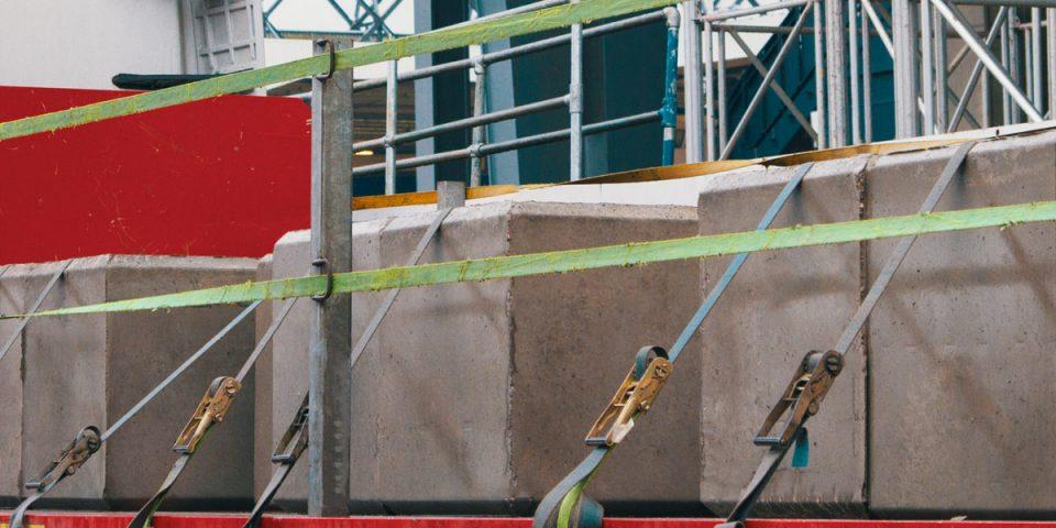 Concrete Ballast Blocks
