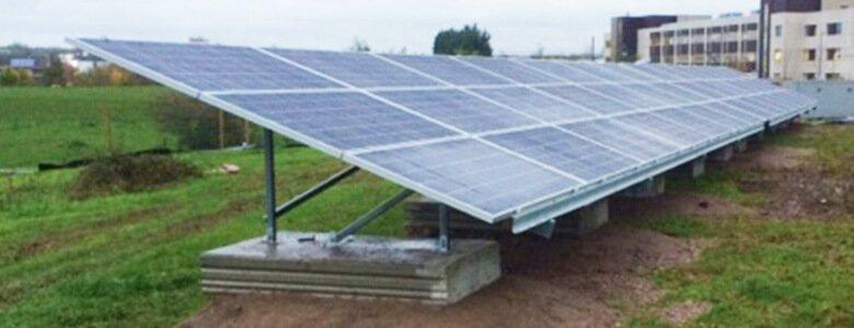 Solar panel blog pic