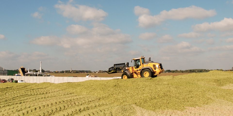 Precast Retaining Walls For Silage Clamps
