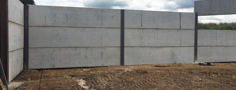 king post wall