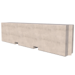 Precast Concrete Hoarding Blocks