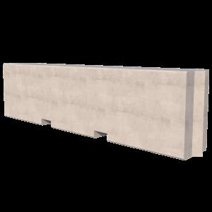 3m Hoarding Block Render