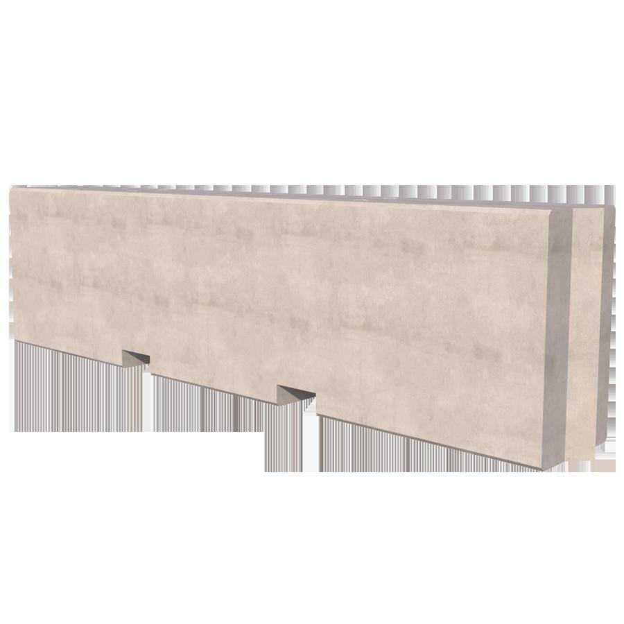3m Concrete Barrier