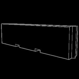 3m Haording Block Wire Frame