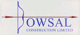 Bowsal Construction Logo