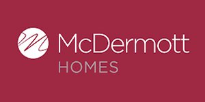 Mcdermott Homes Logo