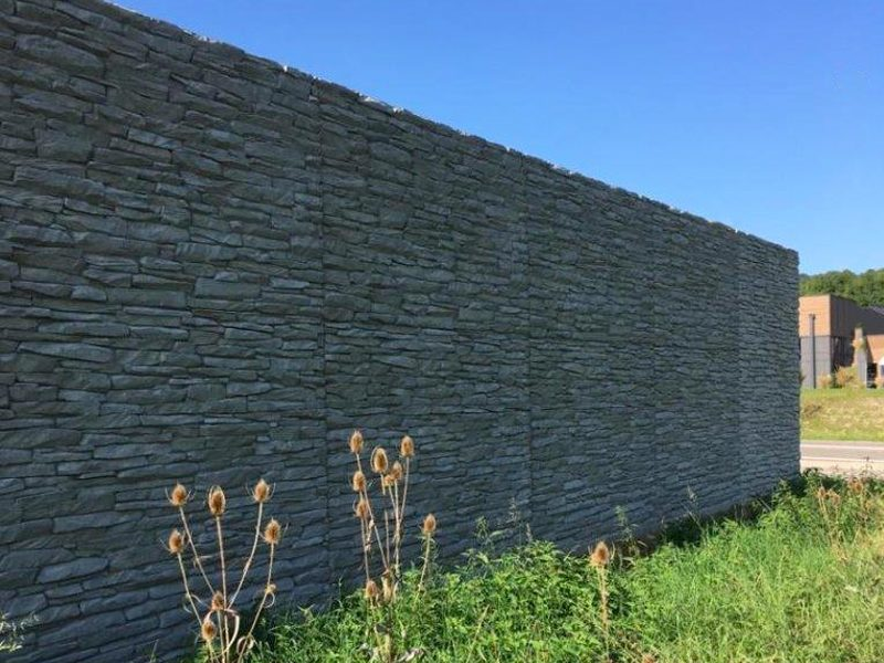 Reckli Retaining Walls