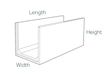 Precast Concrete Channel Dimensions