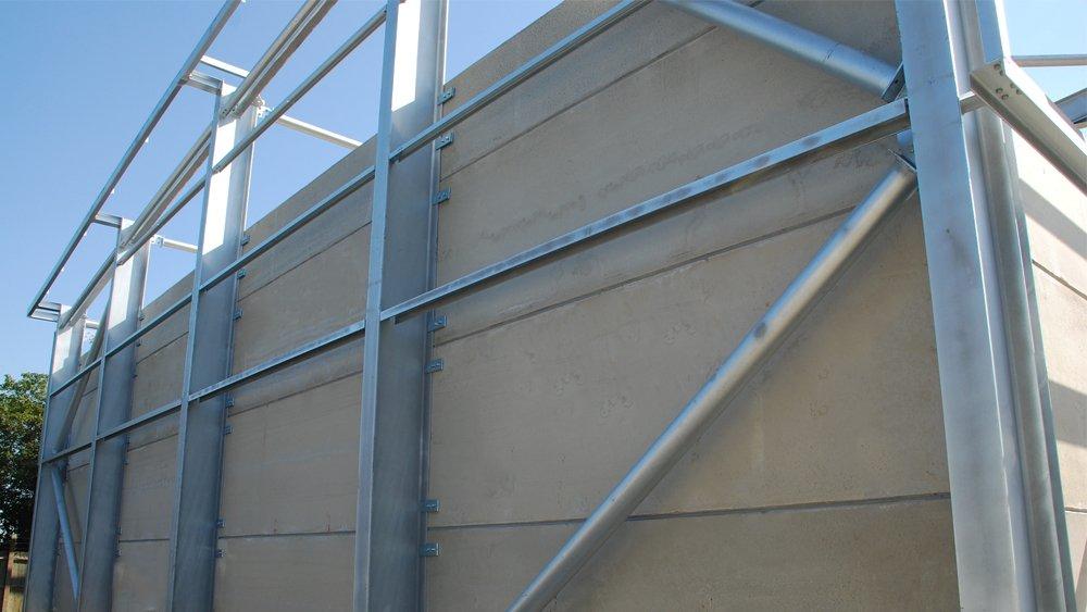 Prestressed Concrete Panels - JP Concrete