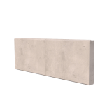 Horizontal Prestressed Concrete Panel Render