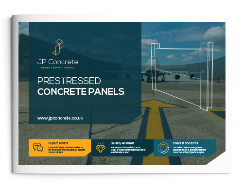 Prestressed Concrete Panels Brochure Icon