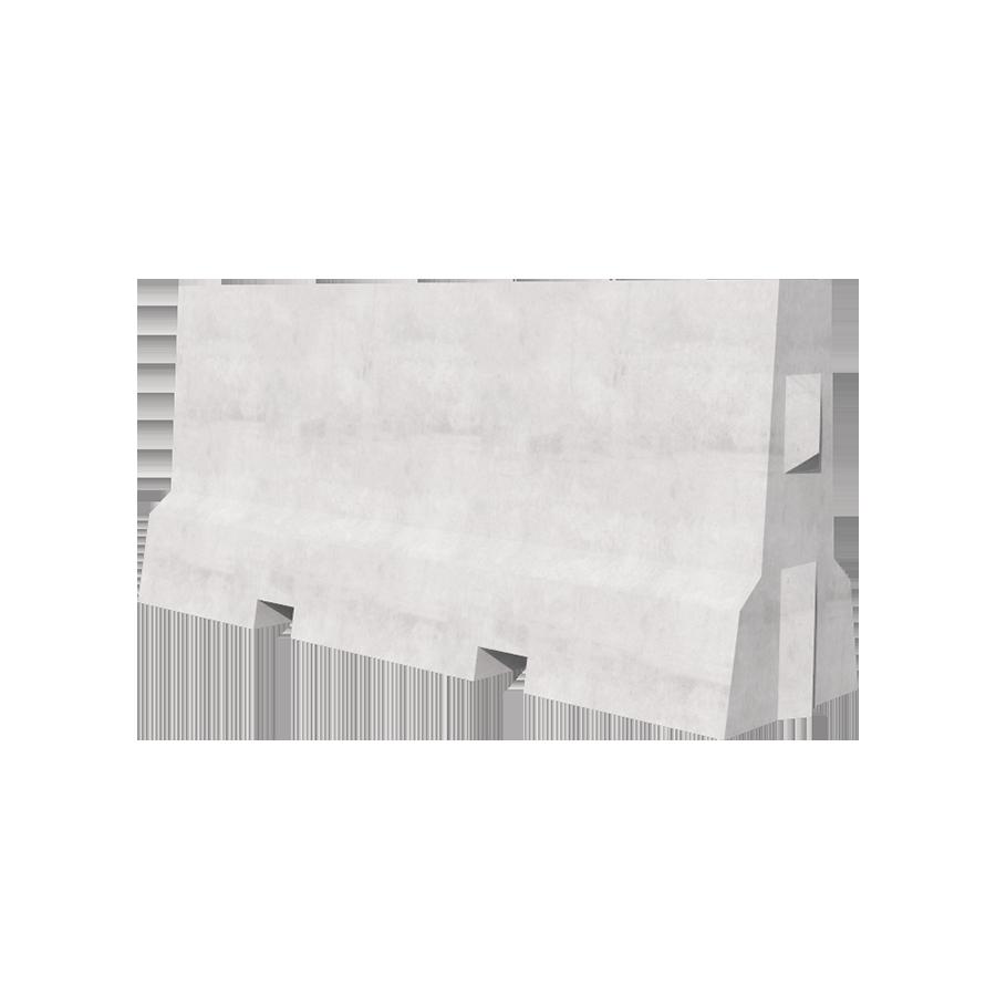 2.0m Concrete Barrier