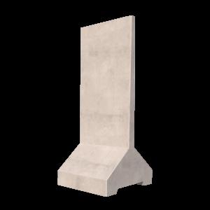 Freestanding Retaining Wall Render