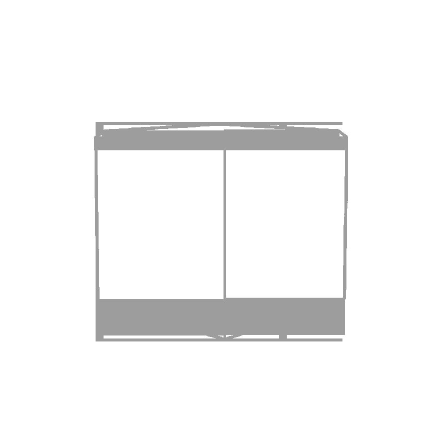 1000kg Concrete Hoarding Block
