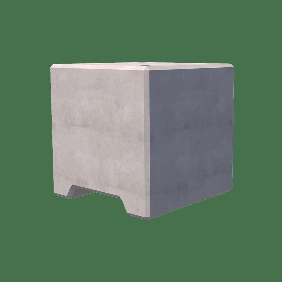 2400kg Concrete Ballast Block