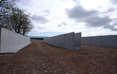 Agri U Retaining Wall