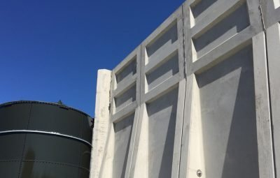 Wate Storage Tank