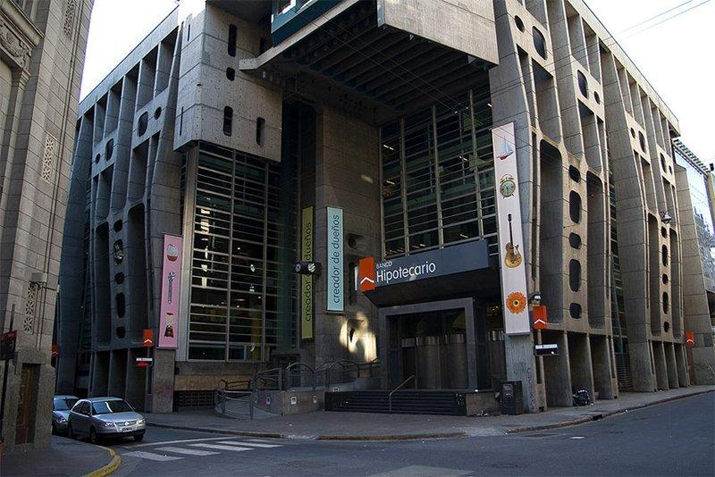 The Hipotecario Nacional Bank, Buenos Aires