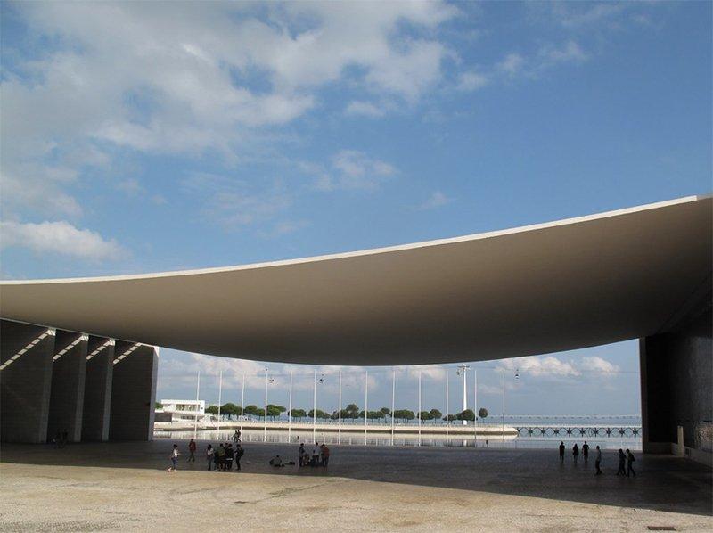 Portuguese National Pavilion, Lisbon