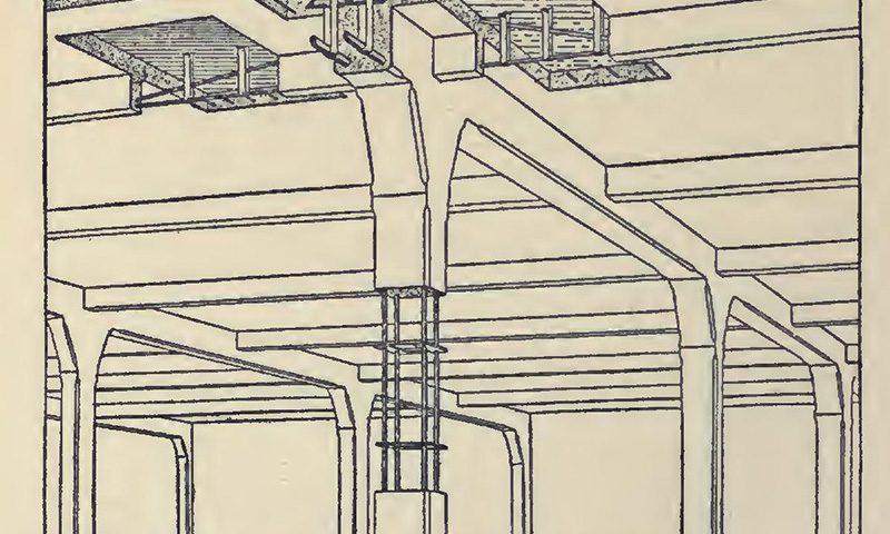 François Hennebique Reinforced Concrete