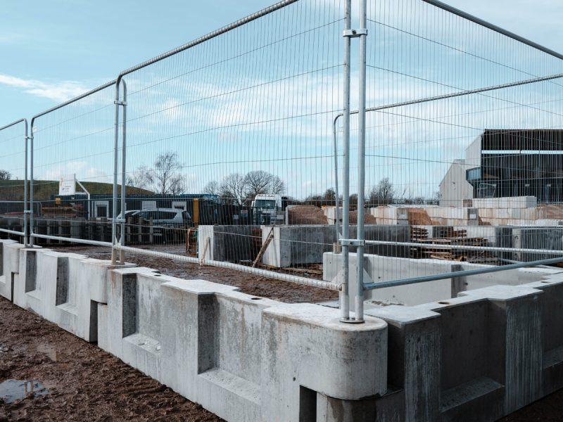 Precast Concrete Barrier